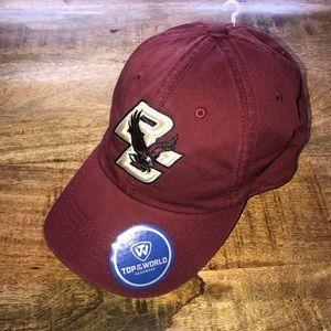 Boston College BU eagles baseball hat Adjustable